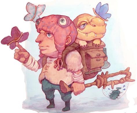 Bug Catchers