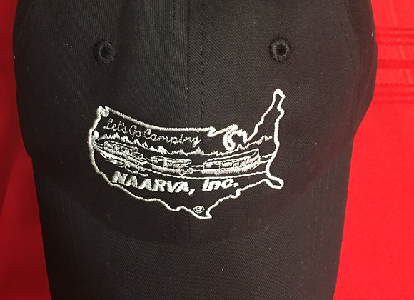 Cap with embroided NAARVA Logo