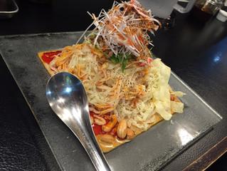 【本店】冷し担担麺 汁無し延長のお知らせ!