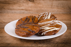 Sušenka - karamel a kakao