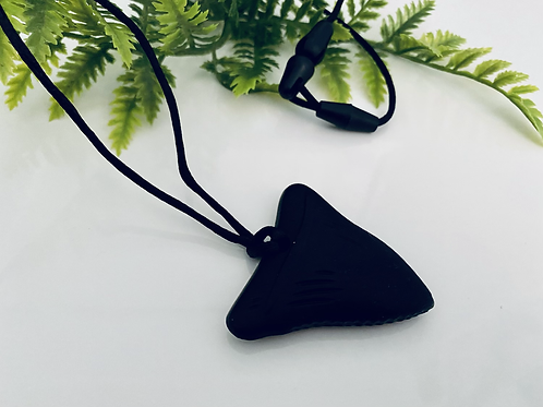 Shark Tooth Fidget Necklace