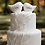 Thumbnail: Love Birds Cake Topper