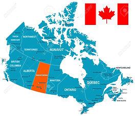 Canada Map -Saskatchawen.jpg