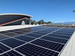 Shoalhaven Ex Servicemans Club 100kW Solar Installation