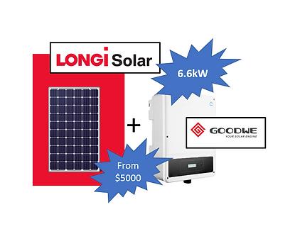 Longi Goodwe System price 2020.PNG
