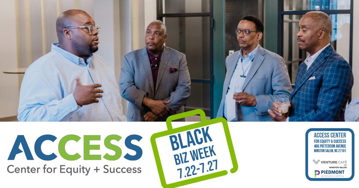 Access Black Biz Week 2019