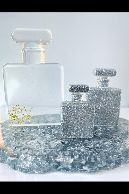 Perfume & Coaster Set
