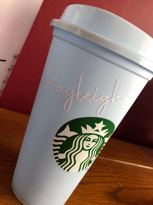Starbucks Hot Cup
