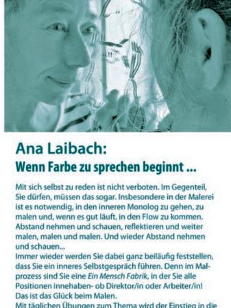 Kurs Ana Laibach