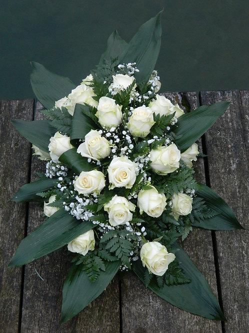 nr.7 grafstuk gips+rozen