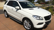 Mercedes Benz ML250