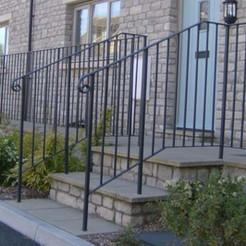 Walkway Railings