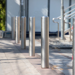 Stainless Dometop Bollards
