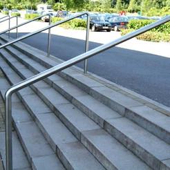 Stainless Handrails