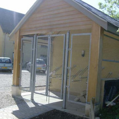 Shed Doors and Panels