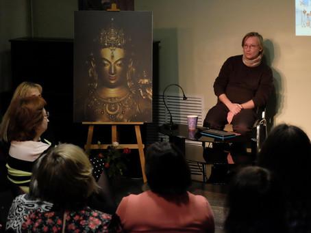 Разговор о монгольском искусстве