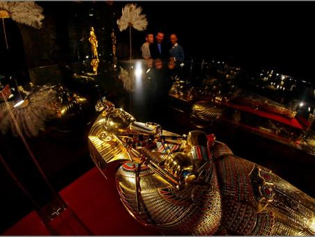 «Загадка Тутанхамона» в Петропавловской крепости (Санкт-Петербург)