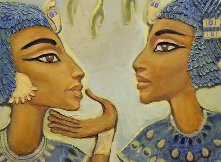 «Голос пустыни» Галлы Абдель Фаттах
