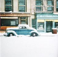Neige, années 30