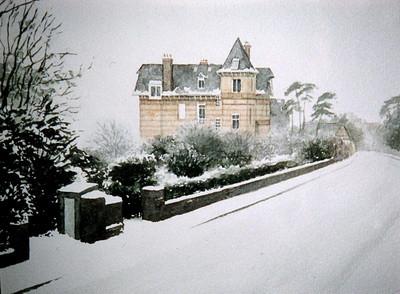 Maison natale, Le Havre