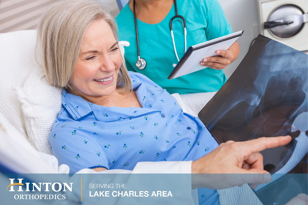 Dr. Hinton Hip Replacement Evaluation