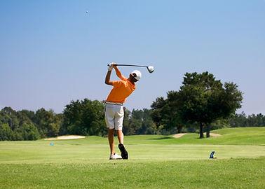 Massage for Golf