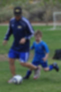 Soccer in Albuquerque, u7 boys team, fitness, massage for soccer