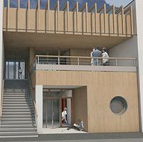 Dubuc Thierry Architecte - Ecole - Bourg d'Oisans - Isère