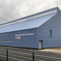 Dubuc Thierry Architecte - Gymnase - St Etienne de St geoirs