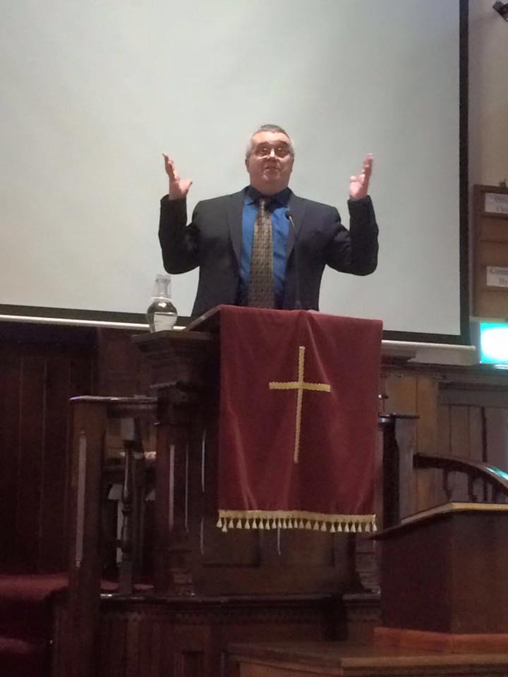 Pastor Richard Miles