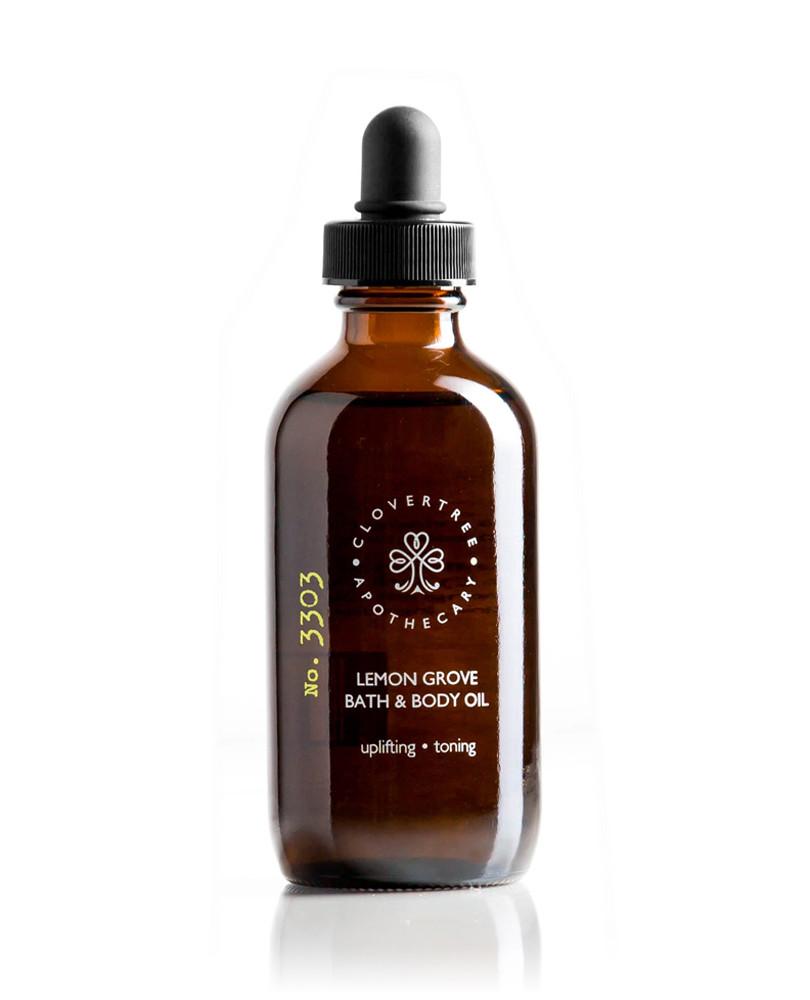 Lemon Grove Bath & Body Oil