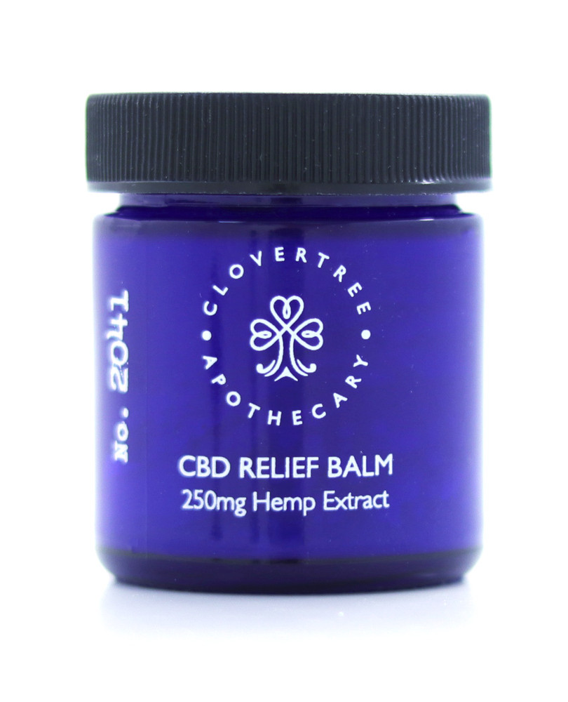 CBD Relief Balm 250mg