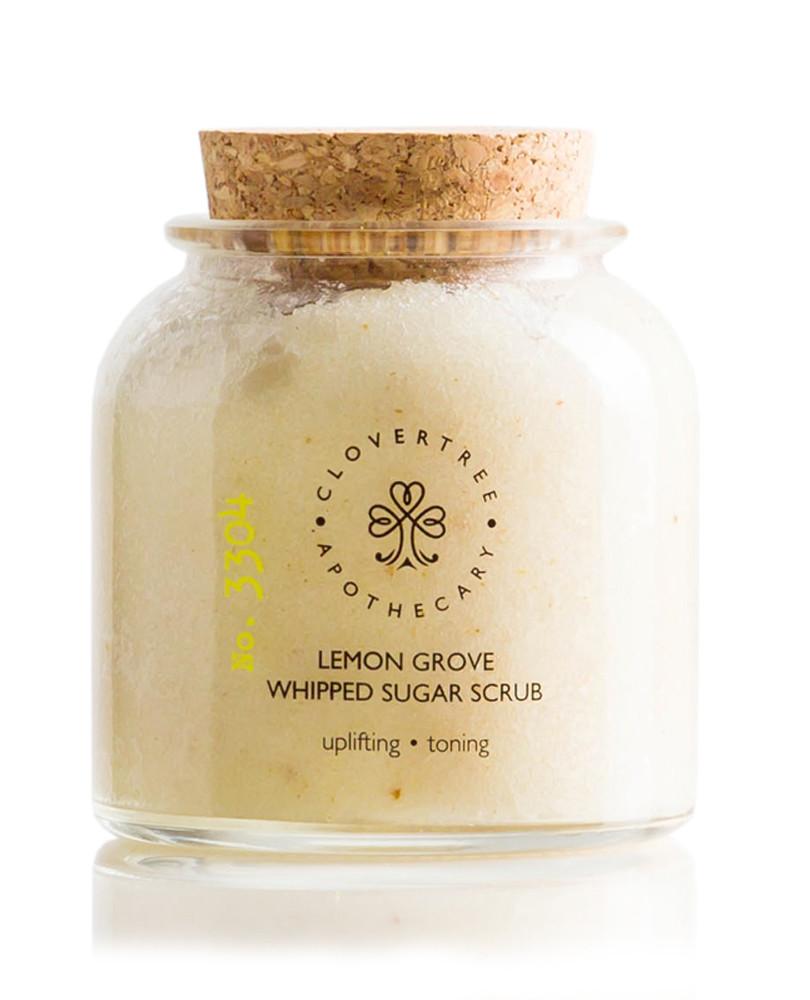 Lemon Grove Whipped Sugar Scrub