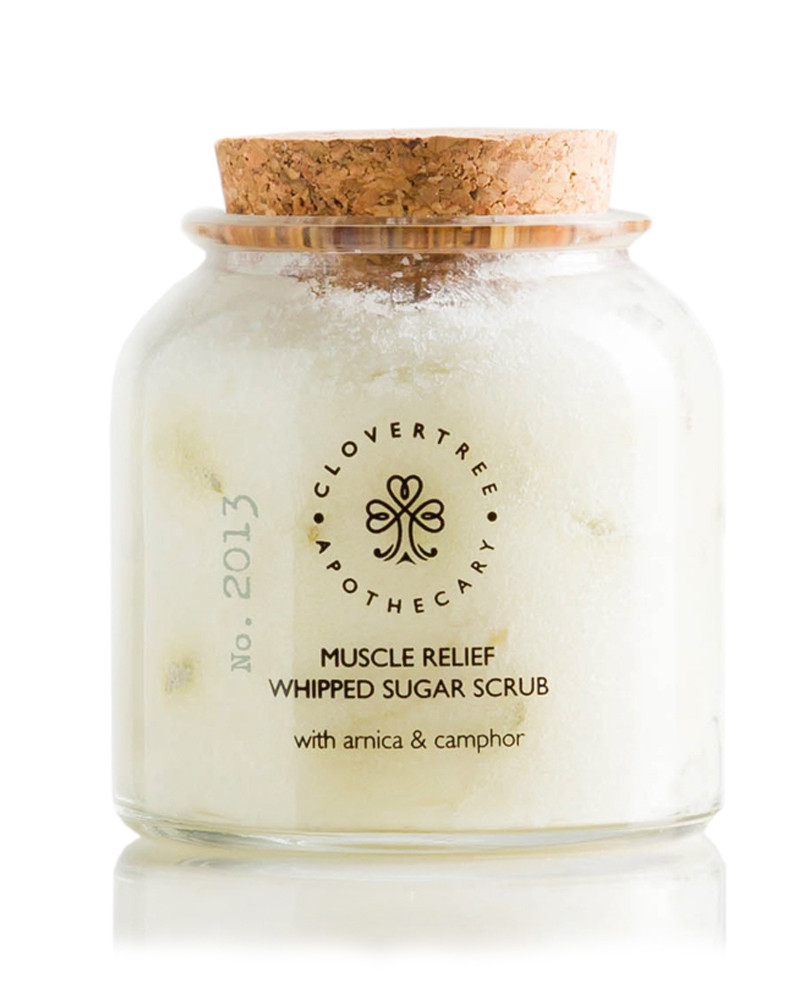 8 oz. Muscle Relief Whipped Sugar Scrub