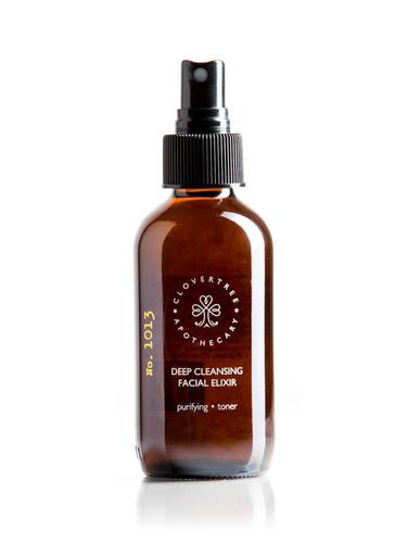 4 oz. Deep Cleansing Facial Elixir