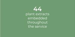 44 Plant Ingredients