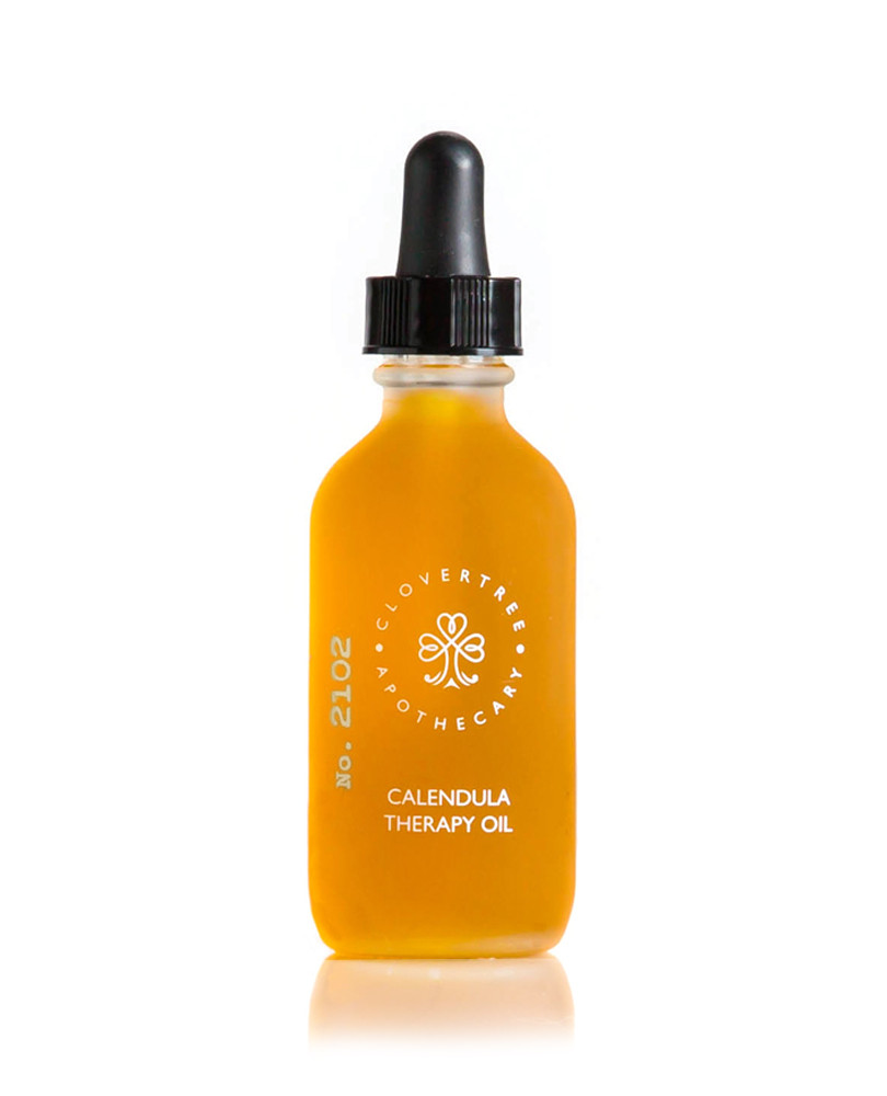 4 oz. Calendula Therapy Oil
