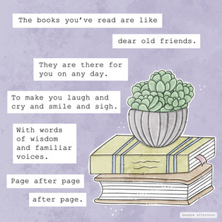 The Books You've Read - Mini Paragraph