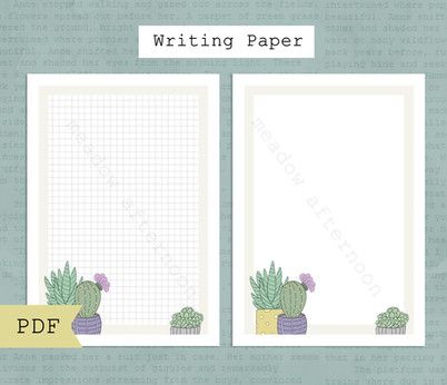 Succulents Writing Paper Etsy Listing Photo 1.jpg
