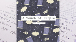 A Touch of Purple