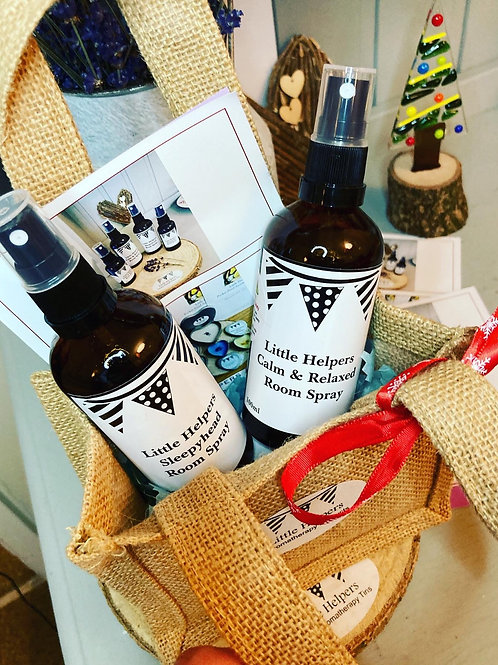 Little Helpers Aromatherapy Gift Set