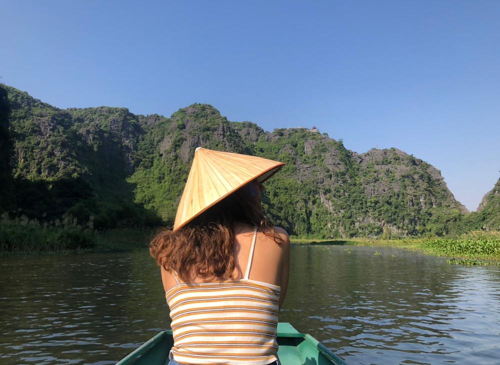 paseo barca tam coc ninh binh