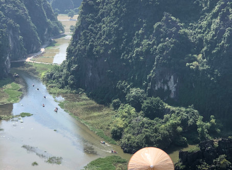 Excursion a Ninh Binh desde Hanoi