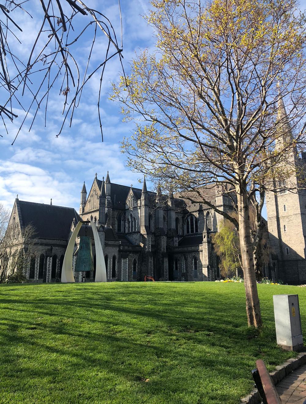 catedral de la santisima trinidad de dublin