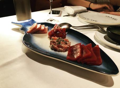 Lobito de Mar Madrid | Restaurante de Dani Garcia