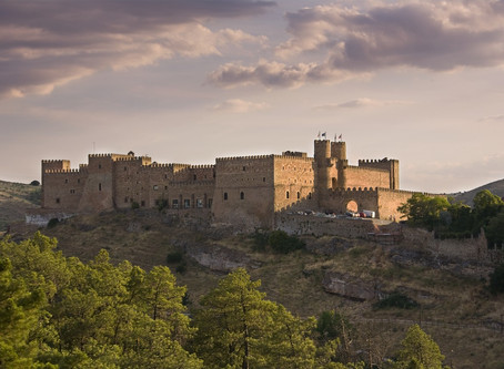 Sigüenza, un pequeño pueblo cerca de Madrid