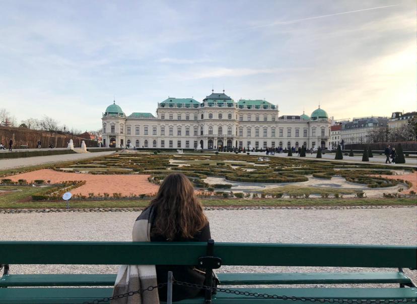 Palacio de Bervedere, Viena