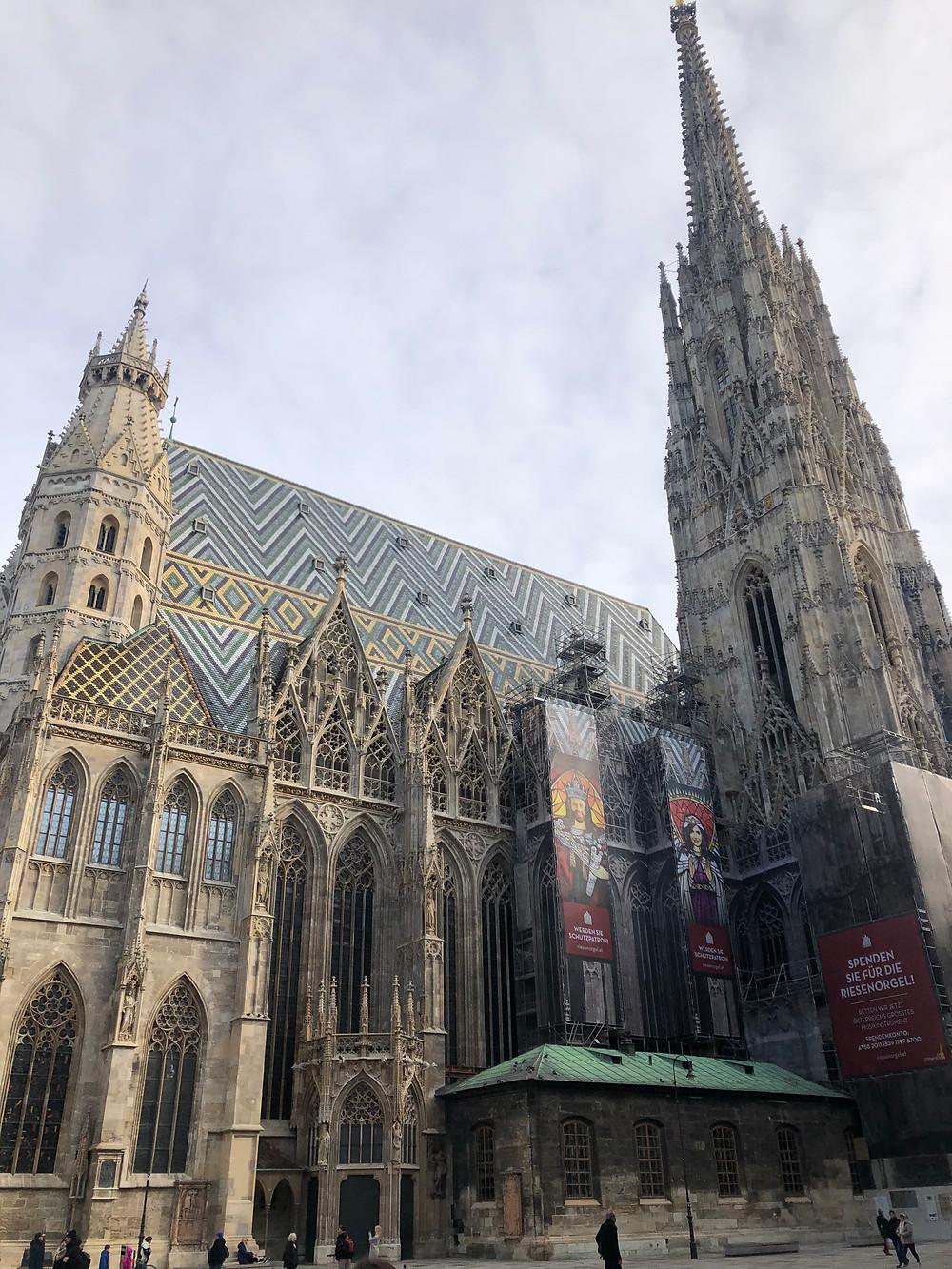 Catedral de San Esteban, Viena