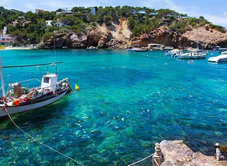Mejores calas para disfrutar en Ibiza