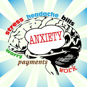 Image representing anxiety.